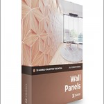 Wall Panels 3D Models Collection – Volume 104