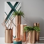Vase copper