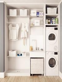 Washing and drying machine Bosch Laundry