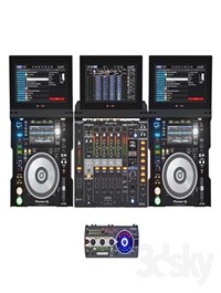 Pioneer DJ Collection