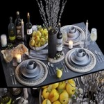 Table setting 30