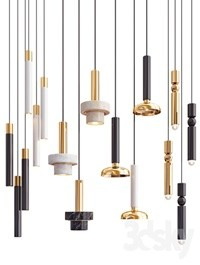 Four Hanging Lights 34 Exclusive