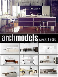 Evermotion Archmodels vol 166