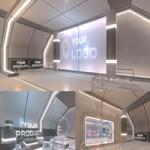 3D Showroom Level Kit Vol 1