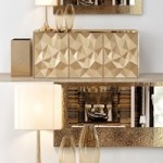Fendi Console Table Home Collections