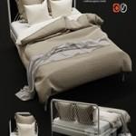 IKEA NESTTUN bed