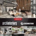Evermotion Archinteriors vol 54