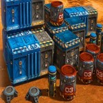 SciFi Base Props Pack 02