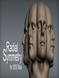 Radial Symmetry 1.11 3dsmax9 to 3dsmax 2020