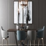 Dining Table Sets with Chairs 21