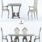 Dining Group Turri Baroque
