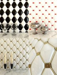 Adex tile series Rombos (9 species)