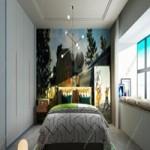 Modern Style Bedroom 277