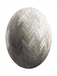 Grey Herringbone Wood Parquet PBR Texture
