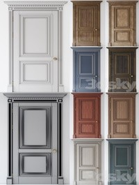 Classic door collection