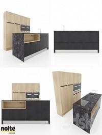 OM Nolte Küchen Model Ferro Tavola
