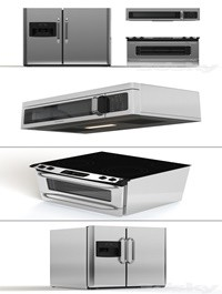 Frigidaire kitchen appliances