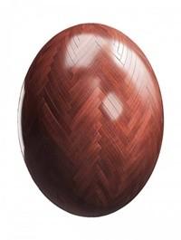 Red Herringbone Wood Parquet 02 PBR Texture