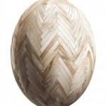 Light herringbone wood parquet 02 PBR Texture