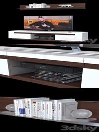 TV stand Szynaka Kashmir 25