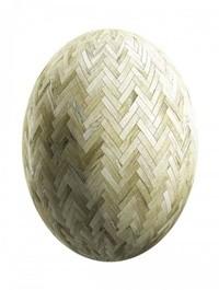 Light herringbone wood parquet PBR Texture