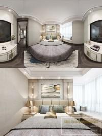 360 Interior Design 2019 Bedroom Room B04
