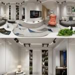 360 Interior Design 2019 Dining Room F15