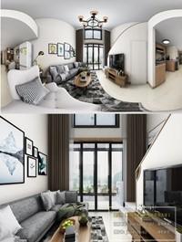 360 INTERIOR DESIGN 2019 LIVING ROOM I172