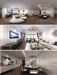 360 Interior Design 2019 Dining Room I73