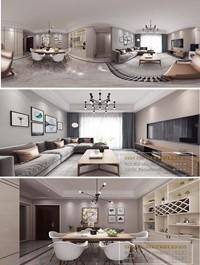 360 Interior Design 2019 Dining Room I80