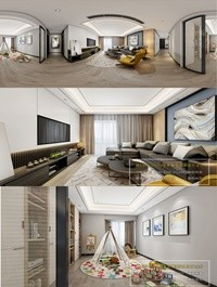 360 INTERIOR DESIGN 2019 LIVING ROOM J09