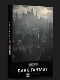 KitBash3D Dark Fantasy