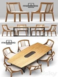 Desk-chair Adam-Eva Mobilidea