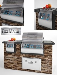 FireMagic Bbq