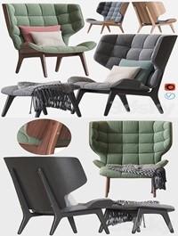 Armchair Mammoth Chair