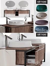 Simas Sharp & Frame Set