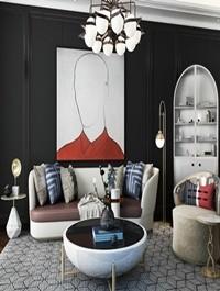 Modern Sofa Set 03