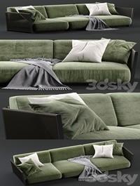 Sofa Vulcano Flexform