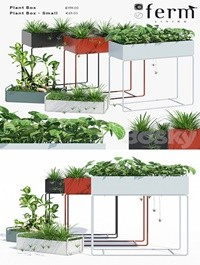Fermliving plant box