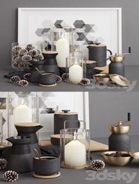 Stelton coffee set