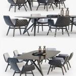 Freifrau Dining set 02