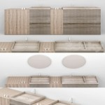 Bathroom furniture 4