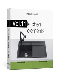 Vol.11 Kitchen elements