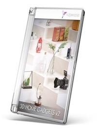 Viz-People 3D Home Gadgets V 2