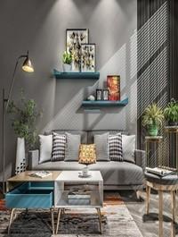Modern Sofa Set 05