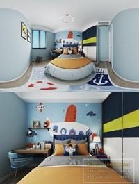 360 Interior Design 2019 Bedroom Room C18