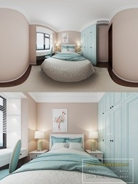 360 Interior Design 2019 Bedroom Room C22
