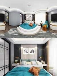 360 Interior Design 2019 Bedroom Room E08