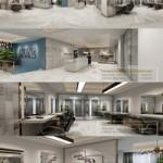 360 Interior Design 2019 Beauty Salon F09