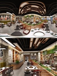 360 Interior Design 2019 Restaurant F22
